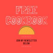 Newsletter-Bonus Cookbook
